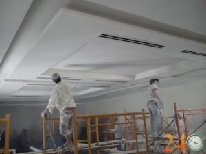 thợ làm trần thạch cao tại quận thủ đức