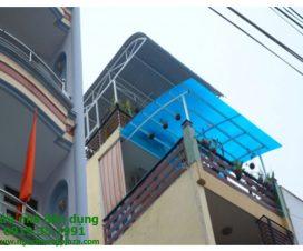 Làm mái che sân thượng tại TP HCM