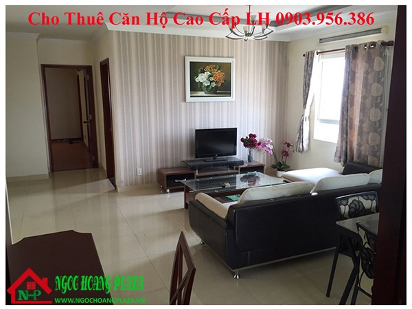 Cho thuê căn hộ cao cấp ở tphcm