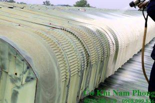Thợ làm mái tôn tại quận bình thạnh