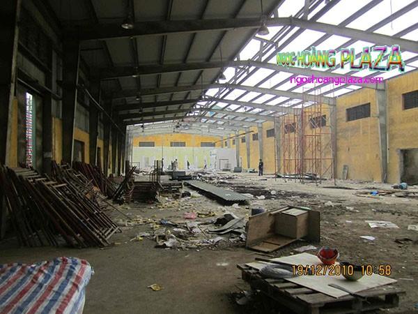 Mua nhà xưởng tại TP HCM