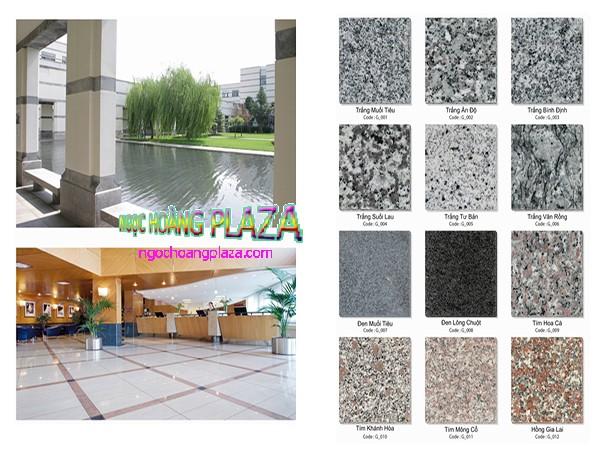 Thi công đá granite tại TP HCM
