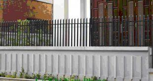 Làm hàng rào sắt tại bình dương