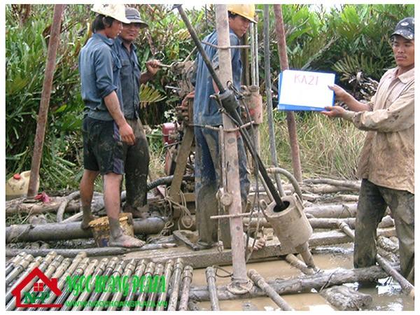 Dịch vụ khoan địa chất công trình