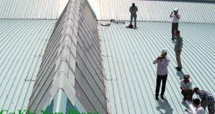Thợ làm mái tôn tại quận 5 trọn gói