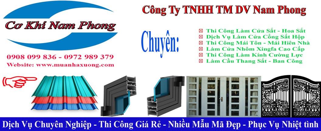Cơ Khí Nam Phong